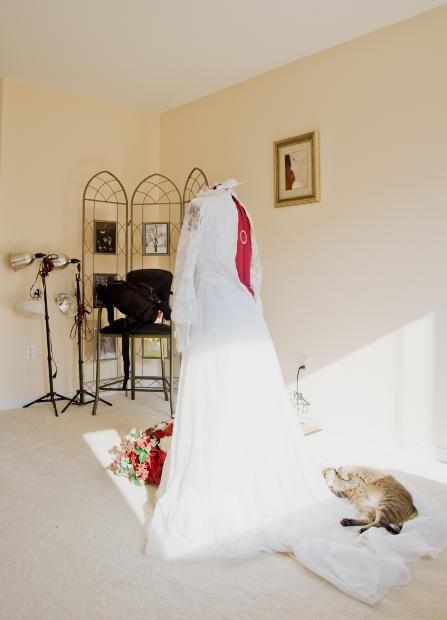 Как сшить свадебное платье
