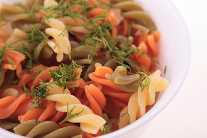 Пастой называют любое блюдо из макарон с соусом