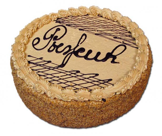 Рецепт торта сникерс с фото пошагово