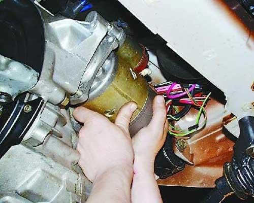 Как ремонтировать стартер
