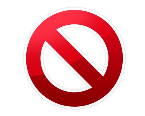 Как запретить запускать программы