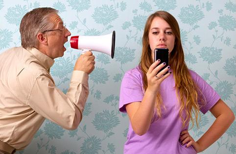 Как найти общий язык с родителями