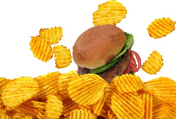 Как забыть о еде