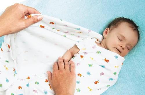 Как пеленать <strong>младенца</strong>
