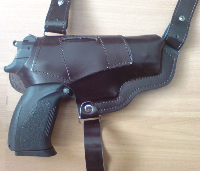 How to wear holster