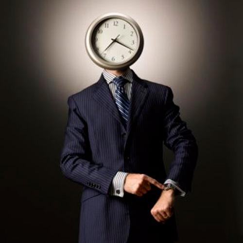 Умение планировать время помогает в работе