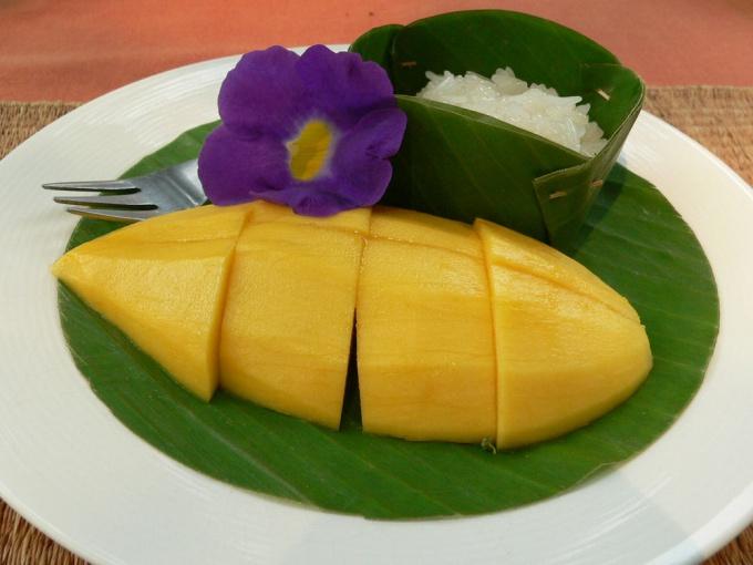 Как определить <b>спелость</b> манго