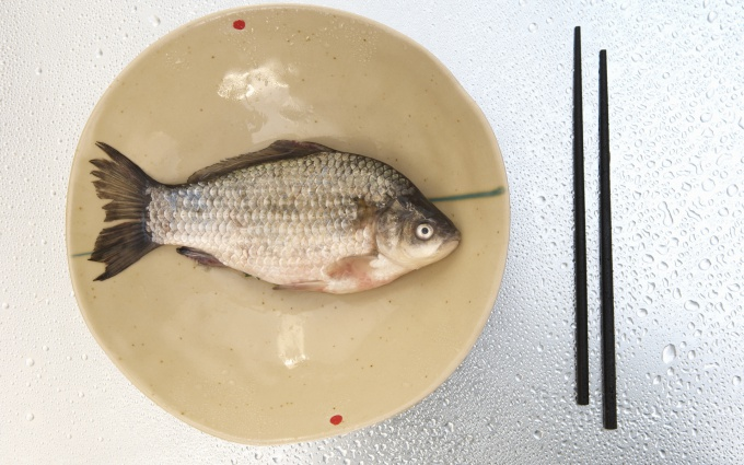 How to cook the river fish