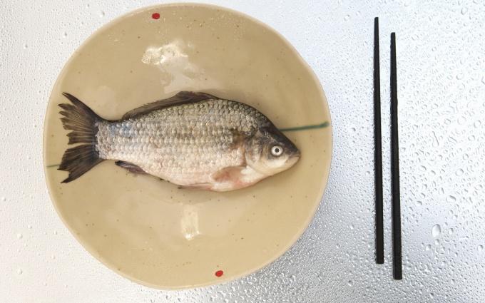 Как приготовить речную рыбу