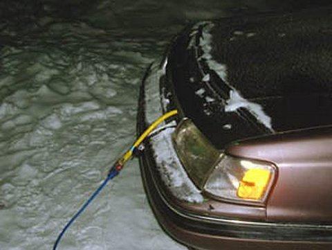 Как завести в мороз инжектор ваз