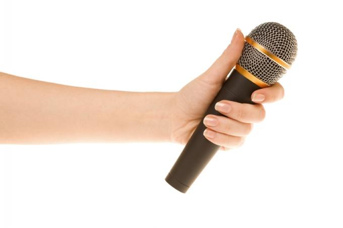 Как собрать микрофон