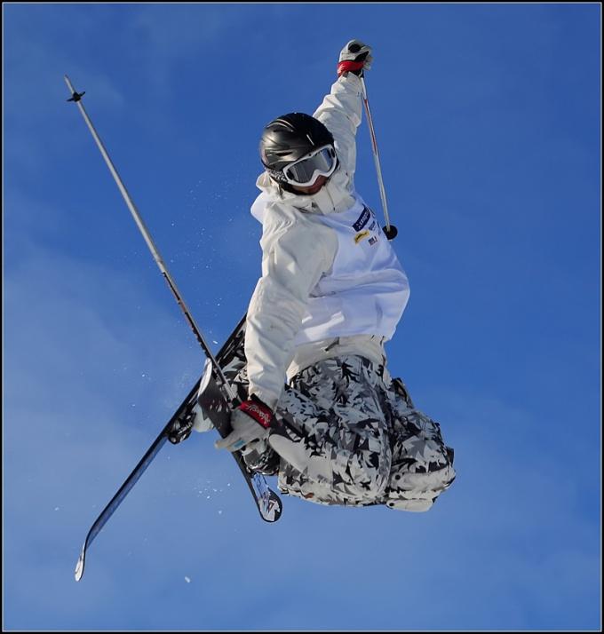 Как отрегулировать горные лыжи