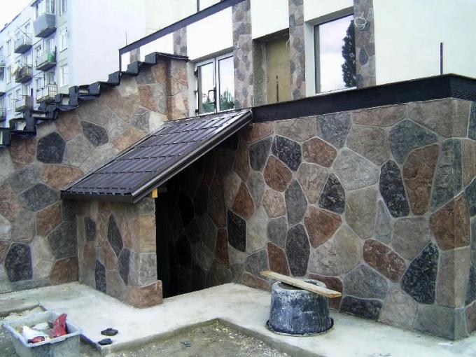 Как отделать фасад