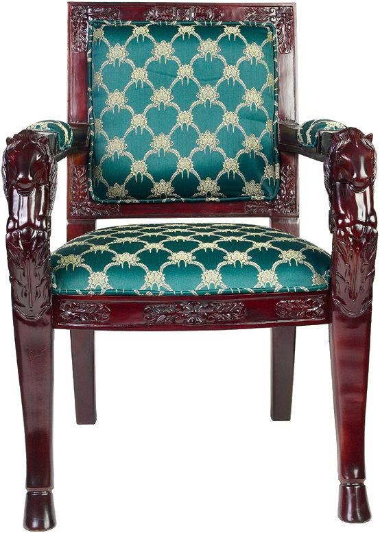 Как обшить стул