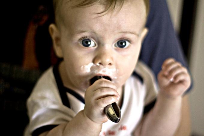 От правильности питания в первые годы зависит будущее здоровье малыша