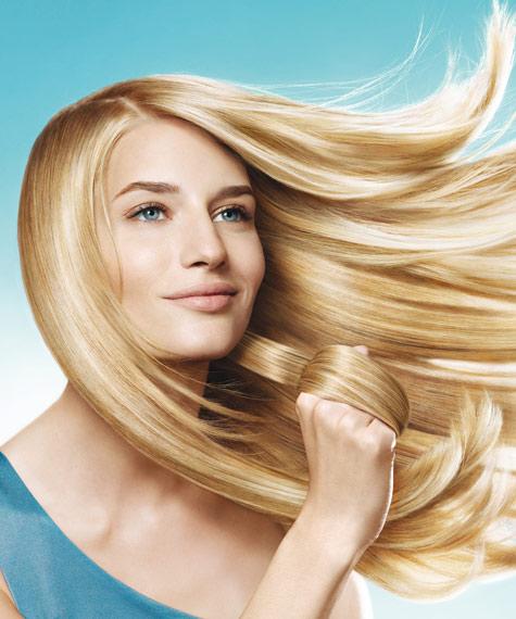 Как осветлить волосы хной
