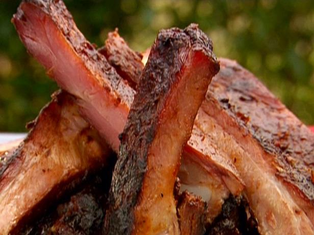 Как приготовить свиные ребрышки по-баварски