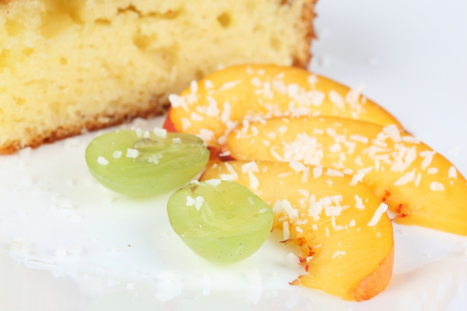 Как готовить пирог с абрикосами