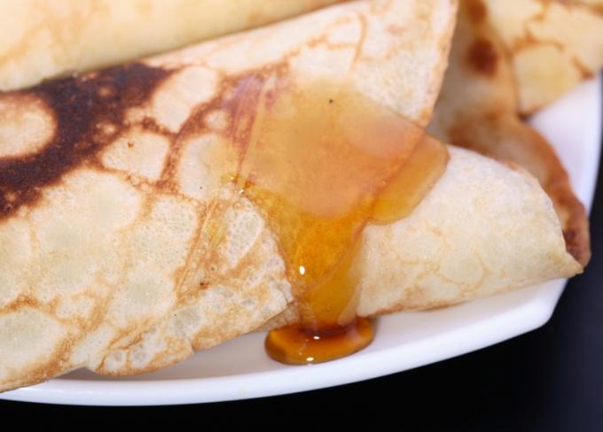 Что может быть вкуснее ароматного румяного блинчика к завтраку