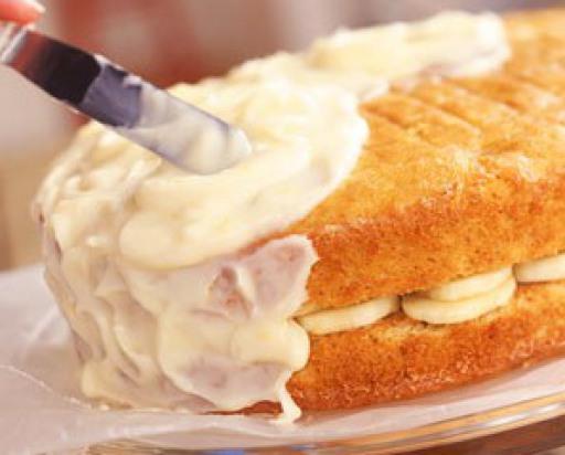 Как сделать банановый пирог в мультиварке рецепт с фото
