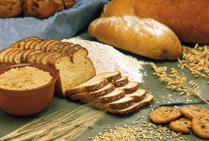 Как нарисовать хлеб