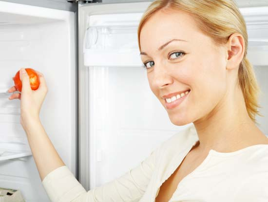 How to update the fridge