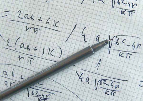 Как напечатать формулы в ворде