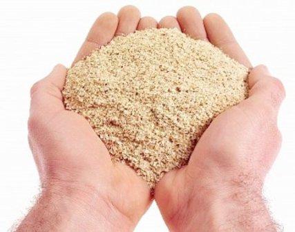 отруби - источник клетчатки