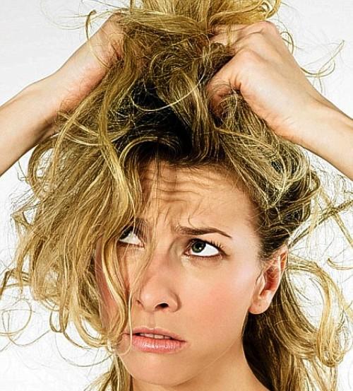 Как избавиться от сечения волос