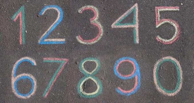 Как читать цифры