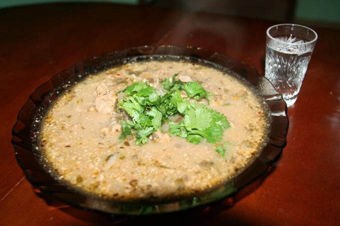 Как приготовить суп-харчо