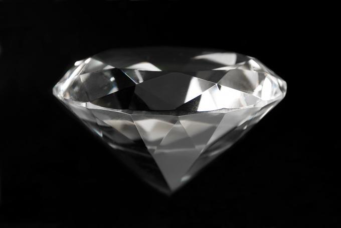 Как отличить алмаз
