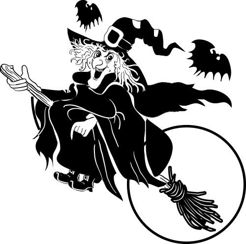 Как нарисовать <strong>ведьму</strong>