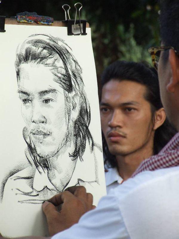 Как научиться рисовать портрет человека