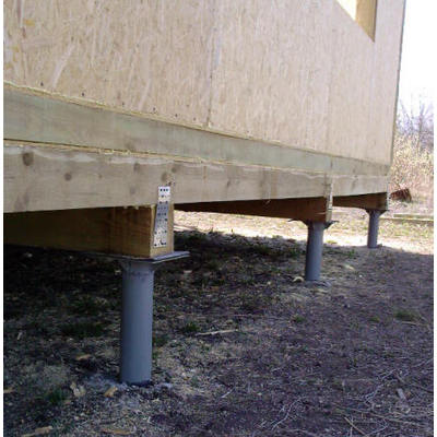 How to make <strong>Foundation</strong> <b>outbuildings</b>