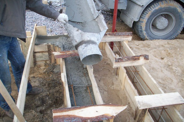How to make the Foundation of the extension