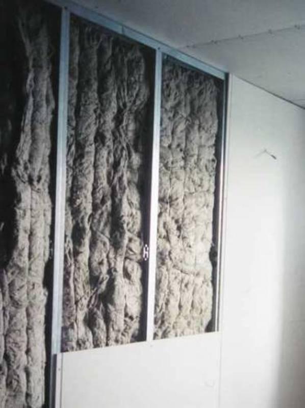 Как изолировать стену