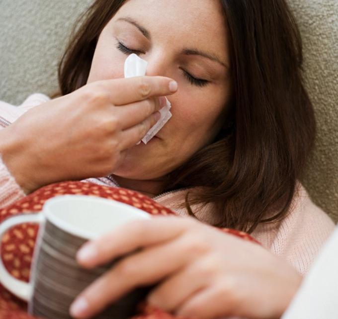Как лечить грипп и простуду