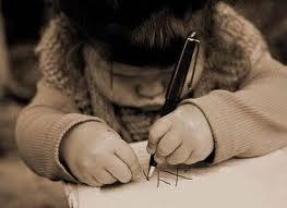 Мы писали, мы писали, наши пальчики устали!