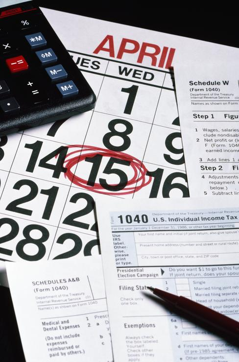 How to determine the tax period