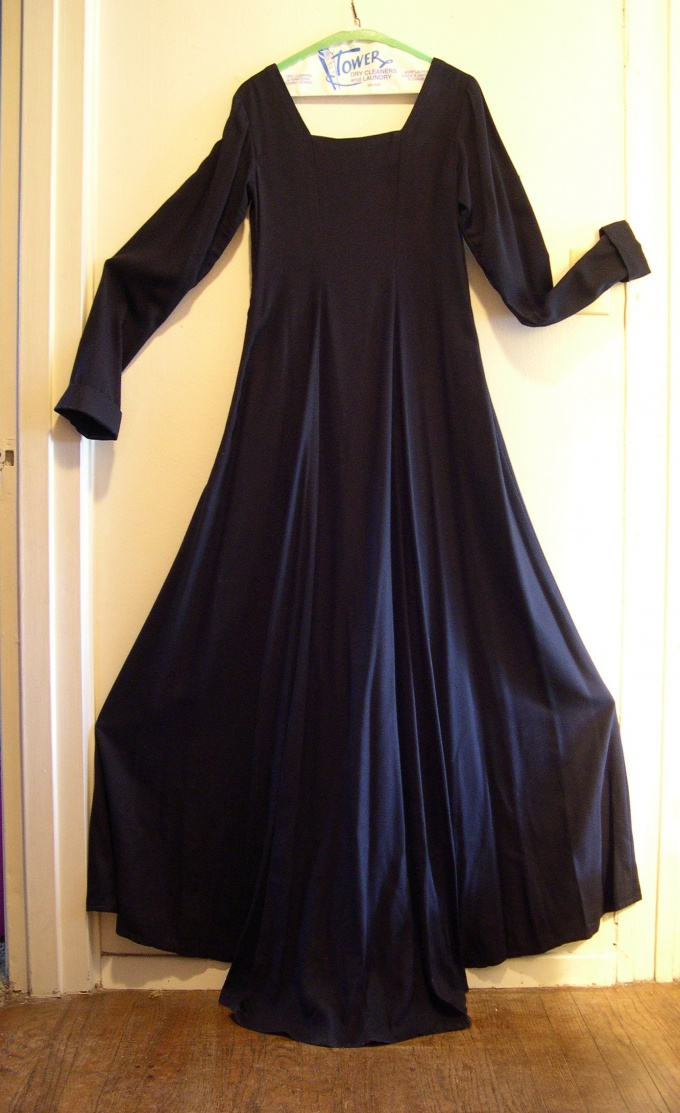 Как переделать платье