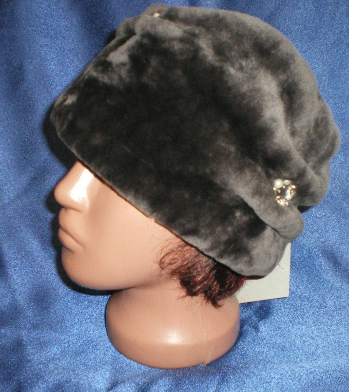 How to alter mink hat