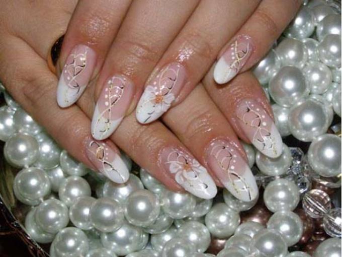 Как наращивать ногти