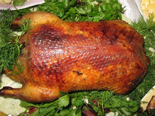 Как готовить утку: сочные рецепты