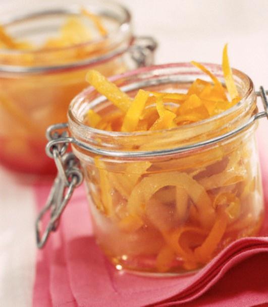 Цукаты из апельсиновой корки могут зимой заменить свежие фрукты
