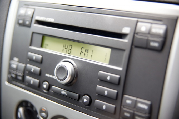 How to set the radio clock