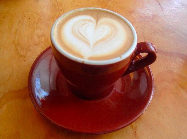 Как делать <b>рисунки</b> на <strong>кофе</strong>