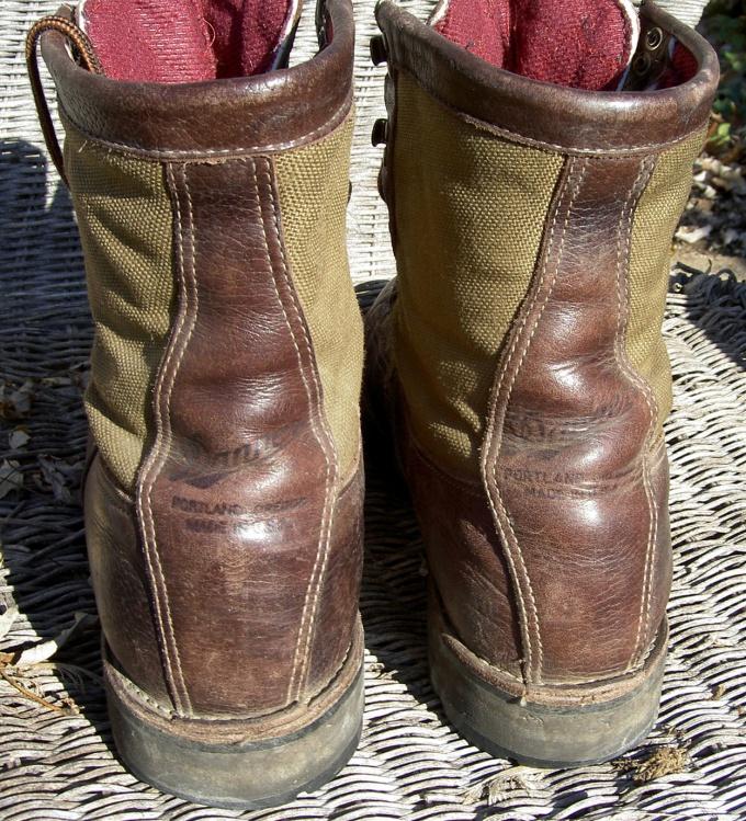 Надежные ботинки - залог успешного похода