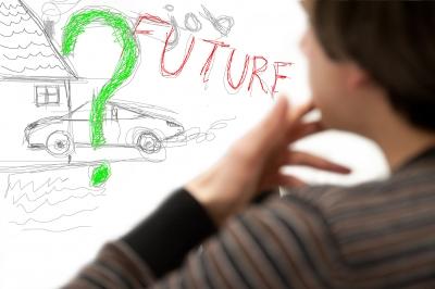 Важно выбрать определенную модель будущего.