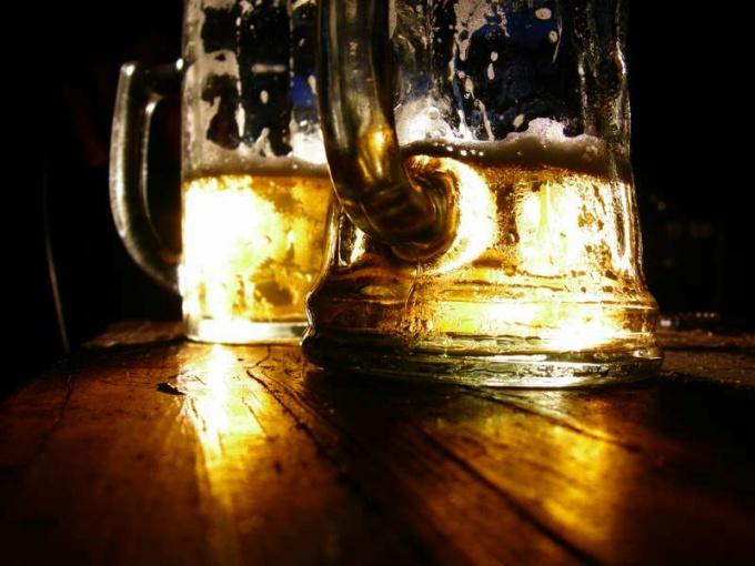 Как избавиться от запаха от пива